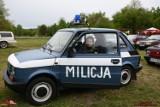 Jurajskie Klasyki - charytatywny zlot samochodowy dla Ninki. Zobacz ZDJĘCIA