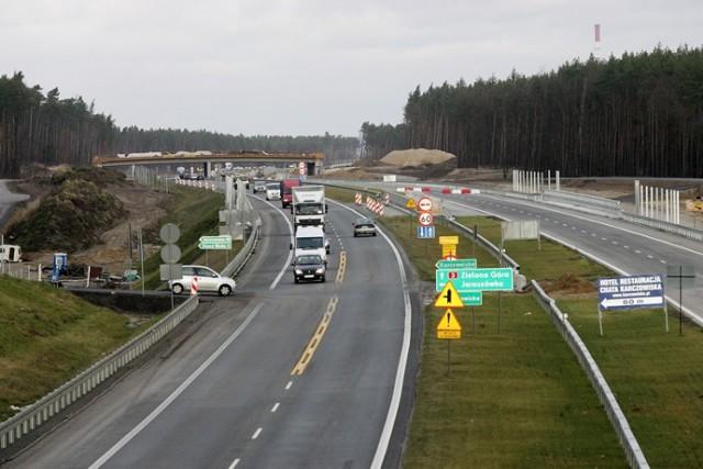 Budowa drogi ekspresowej S3 między Legnicą a Lubinem