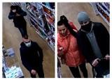 Kolejne kradzieże w drogerii w Pruszczu. Policjanci szukają złodziei perfum. Rozpoznajesz ich? |ZDJĘCIA