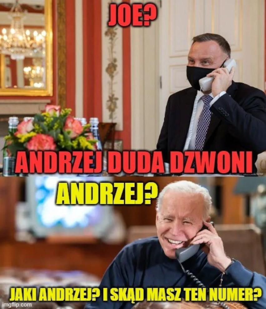 Internet komentuje telefon Andrzeja Dudy do króla Jordanii....