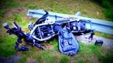 Weekend pod znakiem wypadków w Rawie Mazowieckiej. Trzy wypadki - trzy ofiary