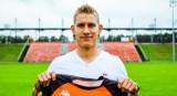 Chrobry Głogów ma nowego zawodnika. To 21-letni Paweł Tupaj