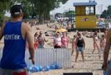 Plaża, Piknik Bosmański i piłkarskie turnieje. Wakacje na sportowo w Goleniowie