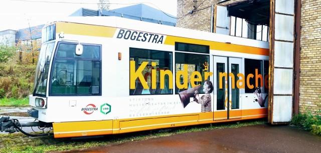 Te tramwaje dotarły w ostatnich dniach do MPK Łódź. To jedenasty i dwunasty tramwaj z Bochum.