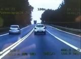 Pirat drogowy stanie przed sądem. Kierowca Volkswagena pędził DK 88 w Gliwicach