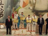 Ogromny sukces żorskiego karate - aż 6 medali przywieźli z Berlina i Dąbrowy Górniczej
