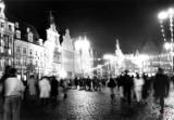 Wrocław udekorowany świątecznie (DAWNE ILUMINACJE)
