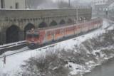 Głogów: Atak zimy także na kolei. Opóźnienia pociągów