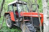 Gmina Międzylesie: Ukradli traktor