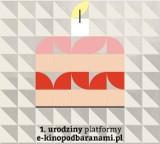 Pierwsze urodziny platformy E-Kino Pod Baranami. Z tej okazji dwa filmy w cenie jednego