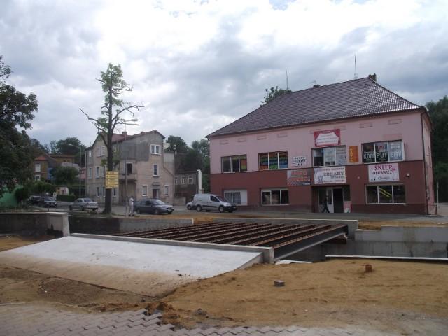 Tak wyglądał most na ul. Kościuszki w czerwcu. Jak widać z zabezpieczeniem już wtedy dobrze nie było.