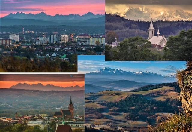 Wybraliśmy TOP 15 najpiękniejszych zdjęć Tatr, które wykonali internauci z Krakowa, Tarnowa, Sącza, Gorlic i Rabsztyna. W ciągu roku jest raptem 20 dni, by móc dostrzec piękno naszych gór z odległości nawet 100 km.