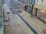 Ulewa w Rybniku: obfity deszcz zalewa miasto
