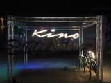 Neony z Katowickiego Składu Neonów błyszczą na placu Szewczyka ZDJĘCIA