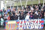 Polonia Bytom wyszarpała zwycięstwo w końcówce meczu z Lechią Zielona Góra ZDJĘCIA