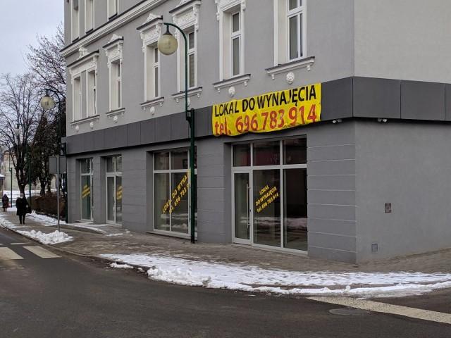 Lokal do wynajęcia przy ul. Mickiewicza/Ogrodowej w Lublińcu