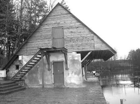 Budynek Bosmanki od stycznia czeka na nowego dzierżawcę. Przetarg nie został jeszcze ogłoszony. Fot. Leszek Literski