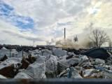 Pożar w Toruniu. Czarny dym nad miastem! Zobacz kolejne zdjęcia z miejsca pożaru!