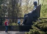 """Bieg """"Solidarni z Francją"""" w parku Południowym"""