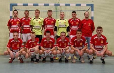 Juniorzy Red Devils ogrywali się przed mistrzostwami w Chojnickiej Lidze Halowej. FOT. WOJCIECH PIEPIORKA