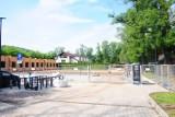 Kraków. Po wakacjach ogród rekreacyjny na terenie Muzeum Fotografii będzie gotowy na imprezy plenerowe [ZDJĘCIA]