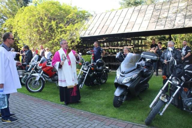 Po raz siódmy w niedzielę, 29 kwietnia poświęcono motocykle.