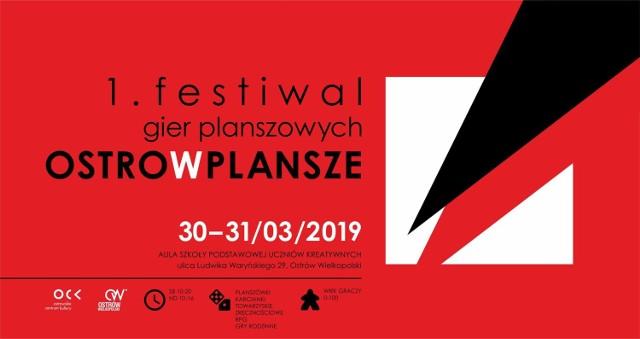 I Festiwal Gier Planszowych OSTROwPLANSZE