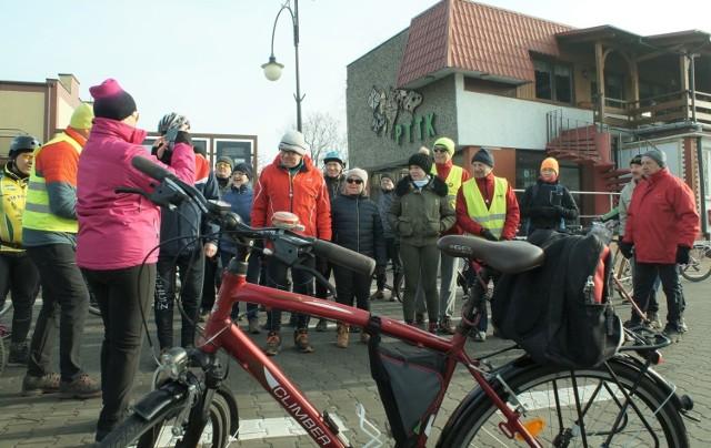 W sobotę, 29 lutego, nad Gopłem rozpoczyna się sezon rowerowy