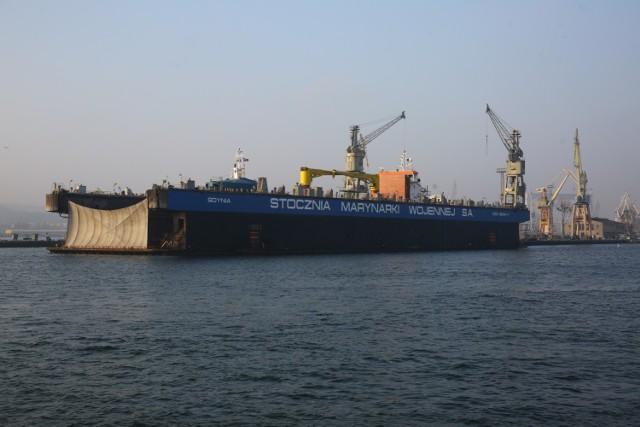 Stocznia Wojenna PGZ w Gdyni ogłasza przetarg i szuka inwestorów. Sprzedaje część terenów po upadłej Stoczni Marynarki Wojennej