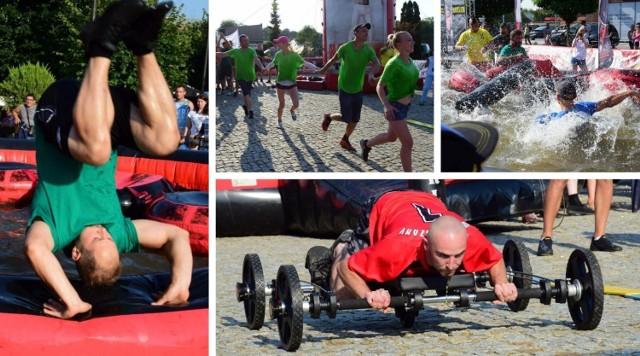 W Gniewkowie zawodnicy wspinali się, pokonywali trudne przeszkody, pojedynkowali się w basenie. Walczyli nie tylko z rywalami i z czasem, ale i ze swoimi słabościami.