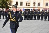 Uroczystość nadania sztandaru Państwowej Straży Pożarnej w Wągrowcu [ZDJĘCIA]