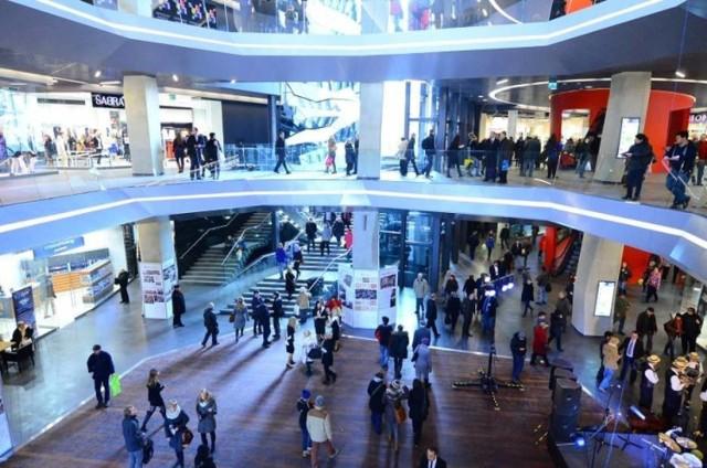 Otwarcie galerii MM w marcu 2013