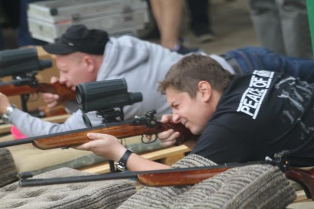Turniej strzelecki sołectw gminy Złotów