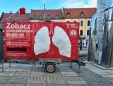 Sztuczne płuca stanęły w Pszczynie. Przez dwa tygodnie będą oddychać pszczyńskim powietrzem