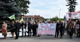 Rośnie niepokój mieszkańców gminy Chełm i  ich zdecydowany sprzeciw przeciwko włączenia 8 sołectw do miasta Chełm. Zobacz zdjęcia