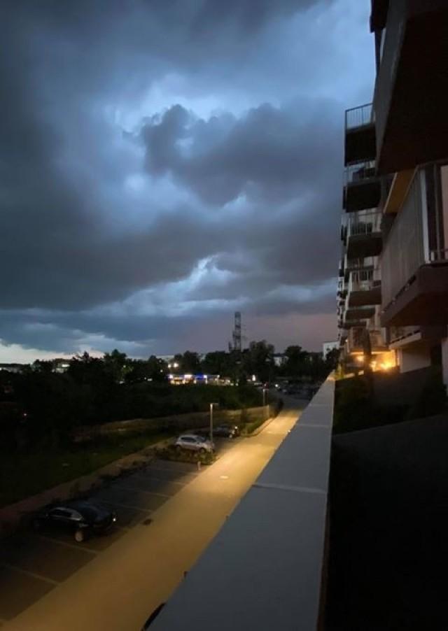 Sobotnia burza na zdjęciach naszych Czytelników