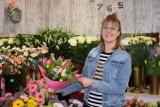 Zbąszyń: Dzień Florysty 2021. O pasji, pięknych kwiatach i pracy w kwiaciarni rozmawiamy - Eweliną Utratą[Zdjęcia]