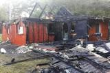 Antonin. Pożar domu wyremontowanego w programie Nasz nowy dom. Samotna matka z dwójką dzieci straciła wszystko (zdjęcia)