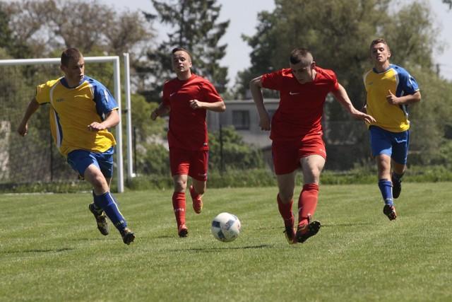 Start Mrzezino - Kaszuby Połchowo 0:1 (0:0)