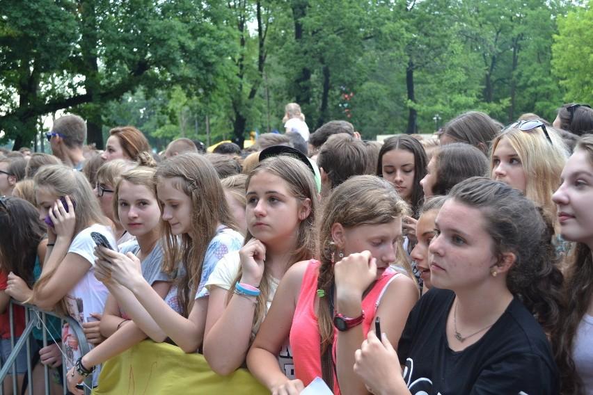 Dni Rybnika 2015: Koncert Grubsona