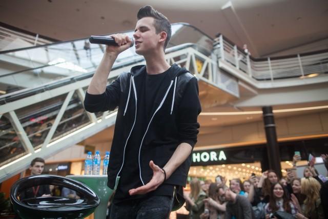 Jeremi Sikorski spotka się z fanami w Katowicach