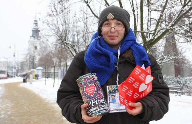W ubiegłym roku z puszkami na ulice Piotrkowa wyszło pół tysiąca wolontariuszy