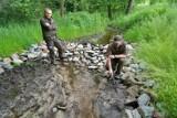Mała retencja - działania Nadleśnictwa Lipka w lasach powiatu człuchowskiego