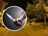 Brutalny atak nożem w centrum Włocławka [zdjęcia]