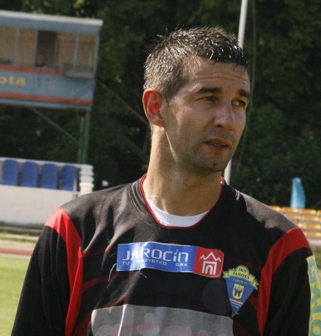 Dariusz Brzostowski porozumiał się z klubem i nadal będzie występował w drużynie Jaorty Hotel Jarocin.