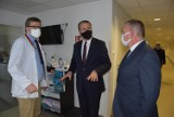 Szpital w Grodzisku Wielkopolskim znów będzie covidowy? Takie są zapowiedzi wojewody