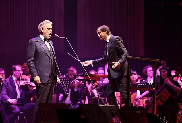 Andrea Bocelli w maju pojawi się na kolejnym koncercie w Polsce. Tym razem artysta zaśpiewa w Poznaniu.