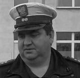 Policja Gniezno. Nie żyje asp. sztab. Mirosław Wankowski
