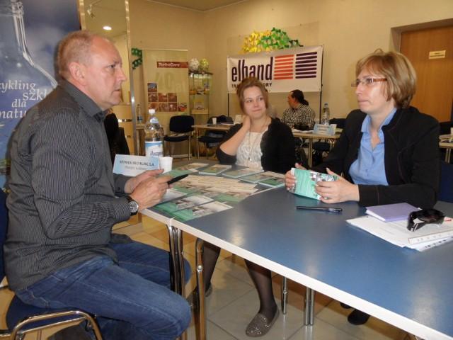 Lubliniec: Targi Pracy 2014