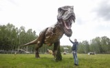 Dinozaury w Kolbuszowej, Jurajski Park Brzezówka. Miejsce na weekend